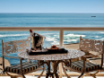 Ambassador Self Catering Apartments Cape Town - Dining on the Patio