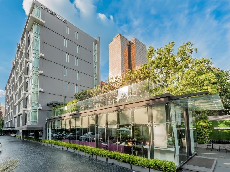 Arize Hotel Sukhumvit - Hotell och Boende i Thailand i Asien