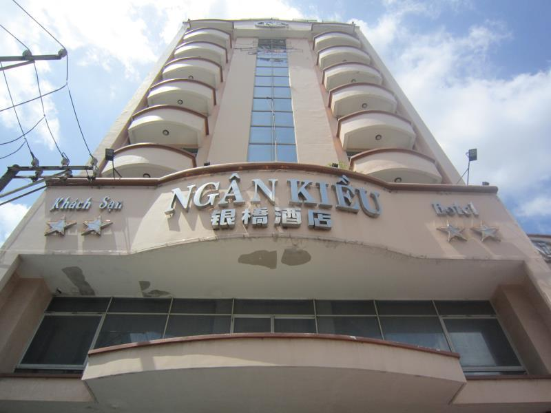 Ngan Kieu Hotel - Hotell och Boende i Vietnam , Ho Chi Minh City