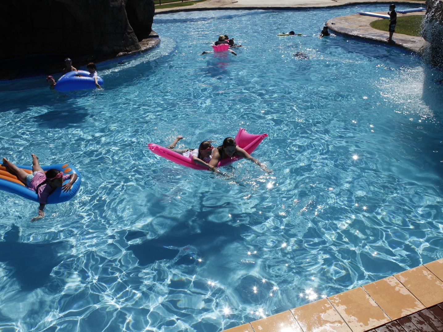 Tindarra Resort - Hotell och Boende i Australien , Echuca / Moama