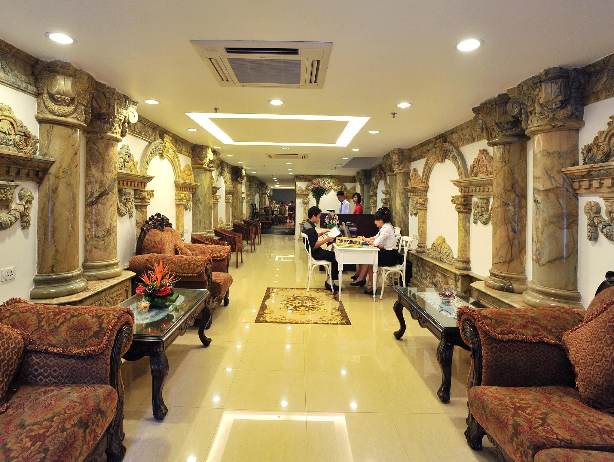 Hanoi Legacy Hotel - Hang Bac - Hotell och Boende i Vietnam , Hanoi