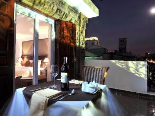 Hanoi Legacy Hotel - Hang Bac Hanoi - Balkon/Teras