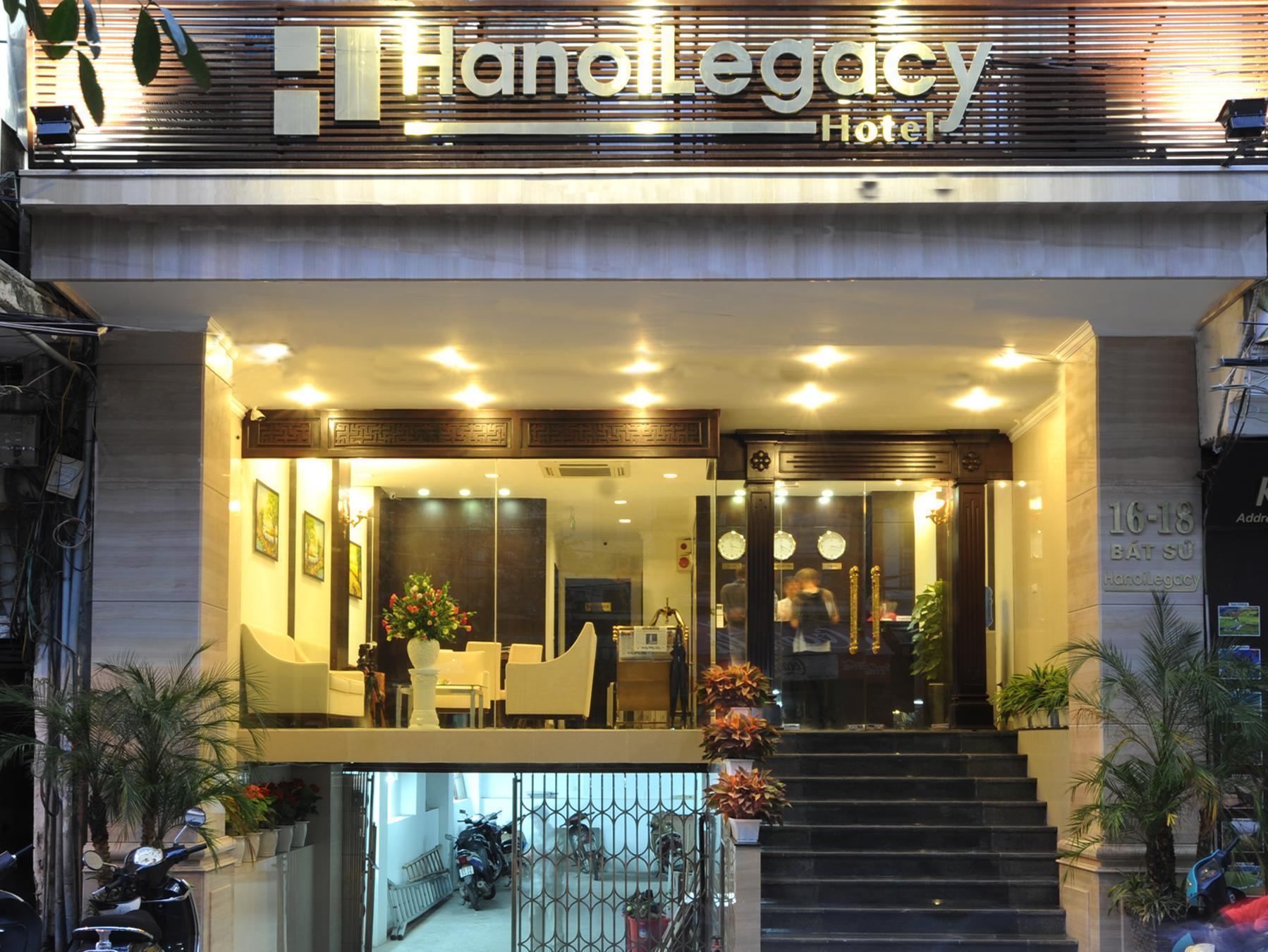 Hanoi Legacy Hotel - Bat Su - Hotell och Boende i Vietnam , Hanoi