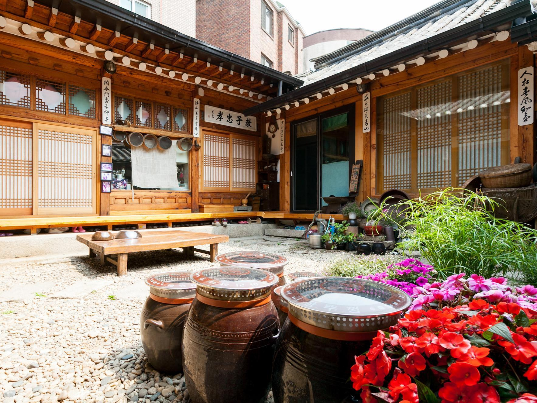Hanok Eugene's House - Hotels and Accommodation in South Korea, Asia