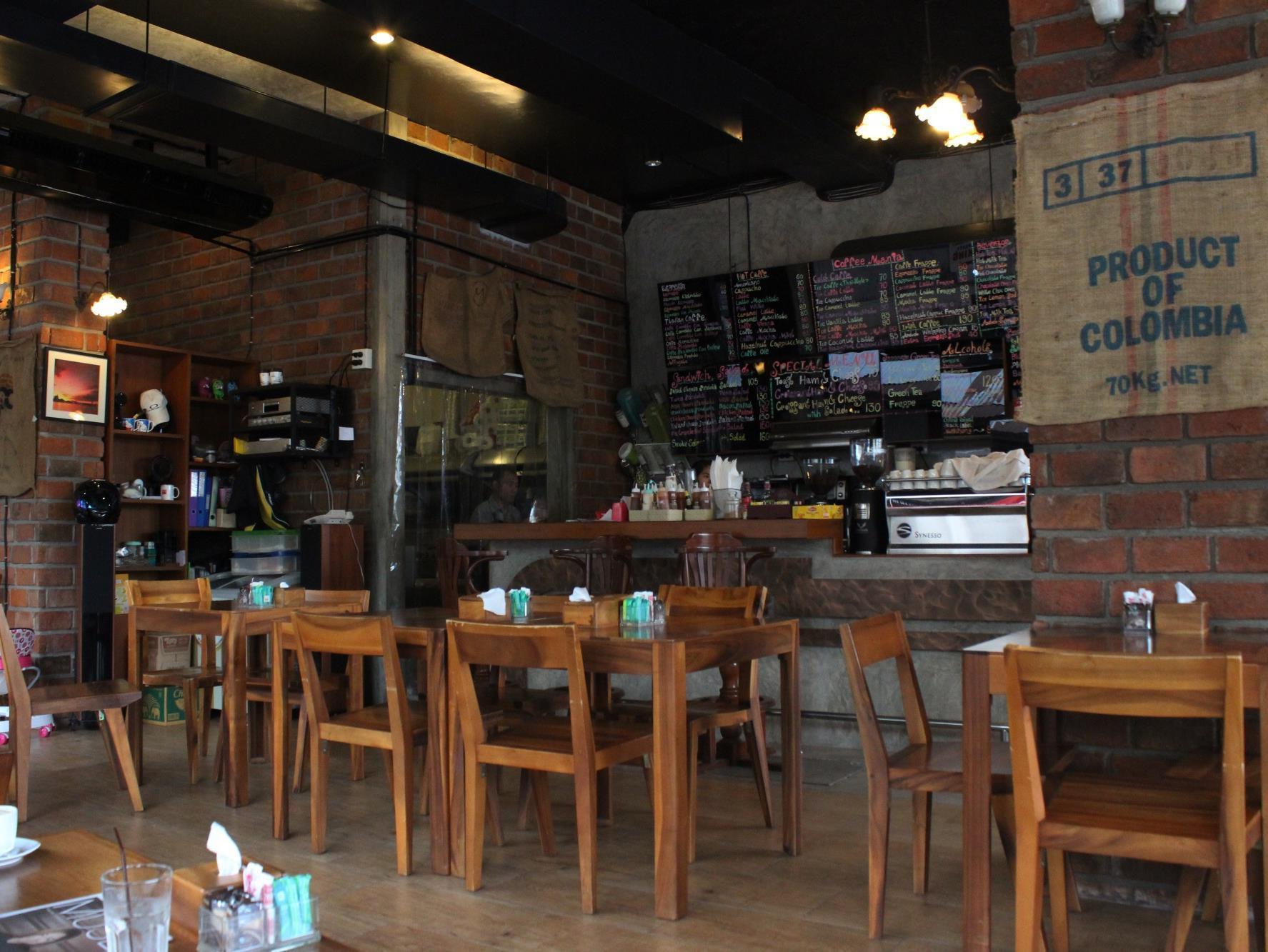 Hotell Coffee Mania House i Patong, Phuket. Klicka för att läsa mer och skicka bokningsförfrågan