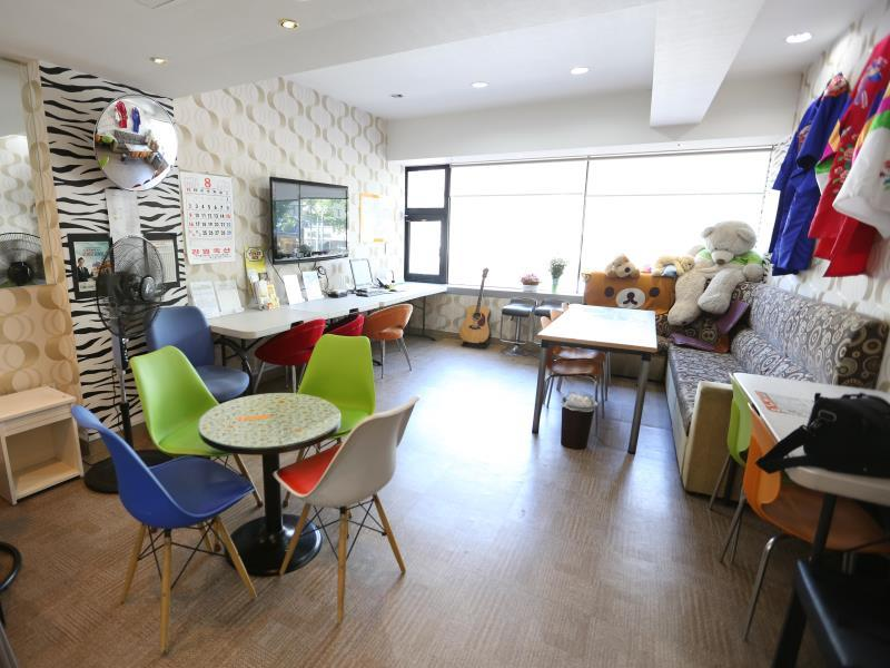 K Hostel Dongdaemum - Hotels and Accommodation in South Korea, Asia