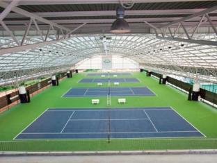 Thanyapura Sports Hotel Phuket - Tennis Court