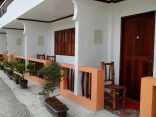 Anda de Boracay in Bohol Hotel Bohol - Balcon/Terrasse