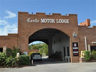 Castle Motor Lodge Whitsundays - Hotellet från utsidan