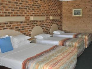 Castle Motor Lodge Whitsundays - Chambre