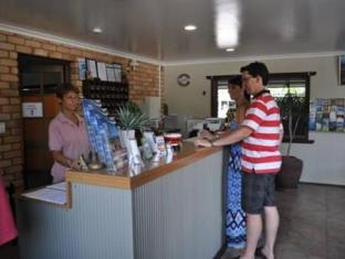 Castle Motor Lodge Whitsundays - Recepció