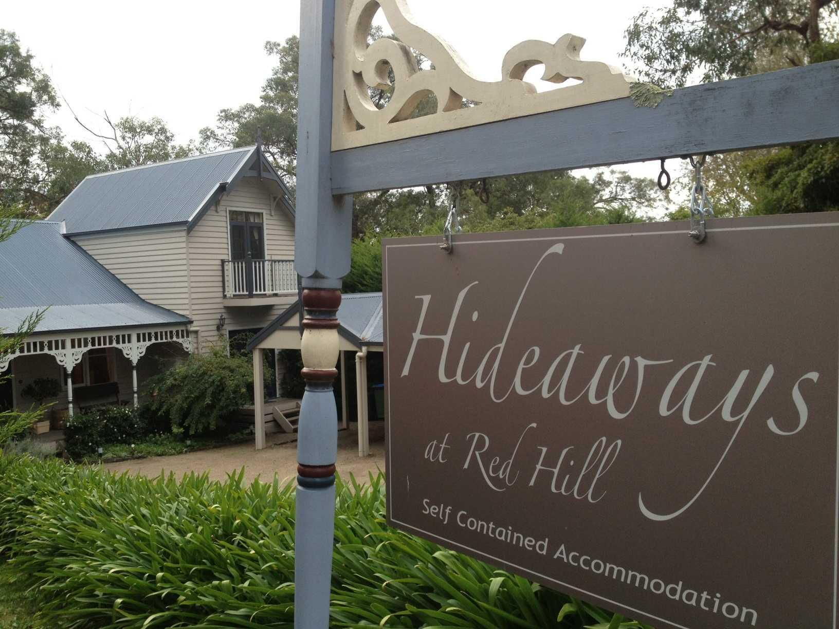 Hill Singapore Pictures on At Red Hill Hotel Mornington Peninsula   Hideaways At Red Hill