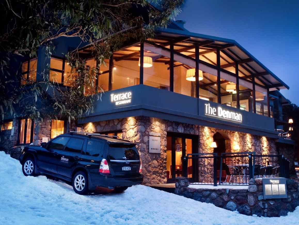 Denman Hotel Thredbo Room Service