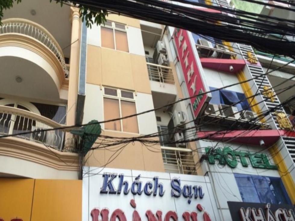 Hoang Ha - Le Hong Phong Hotel - Hotell och Boende i Vietnam , Ho Chi Minh City