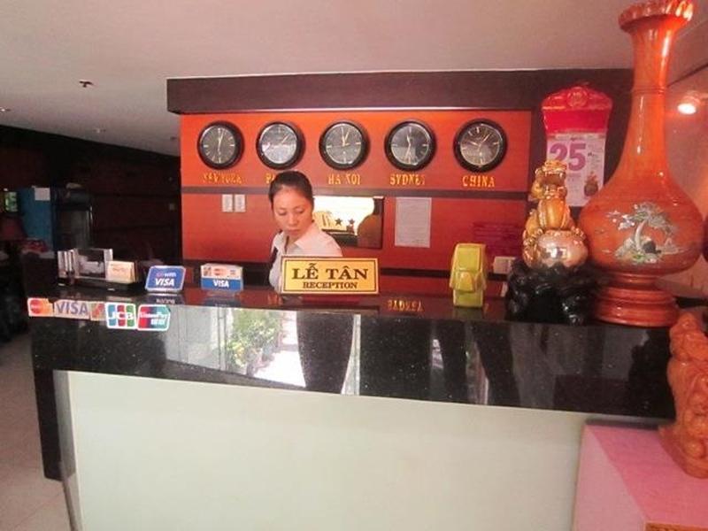 Hoang Tay 2 Hotel - Hotell och Boende i Vietnam , Ho Chi Minh City