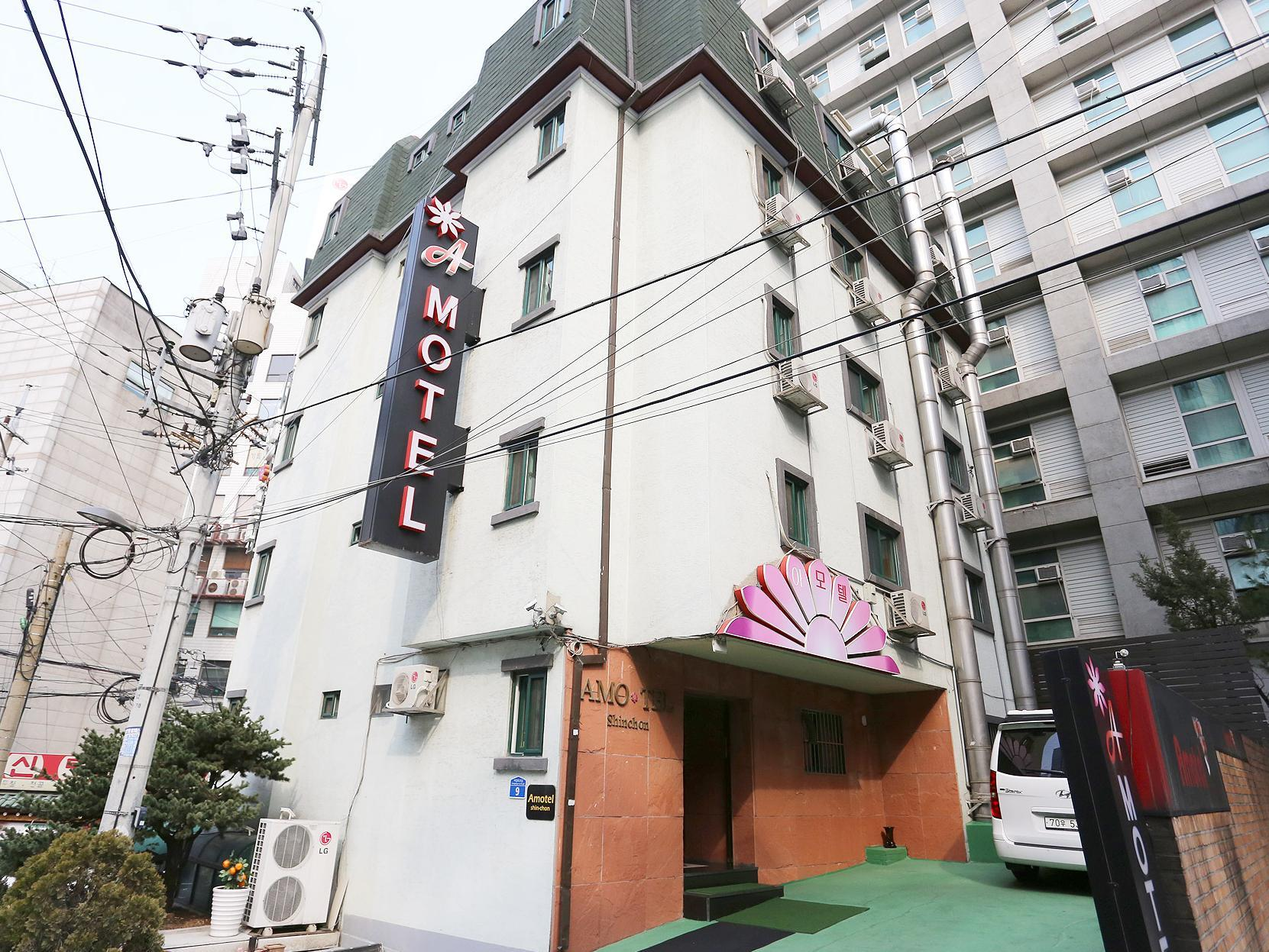 A Motel - Hotels and Accommodation in South Korea, Asia
