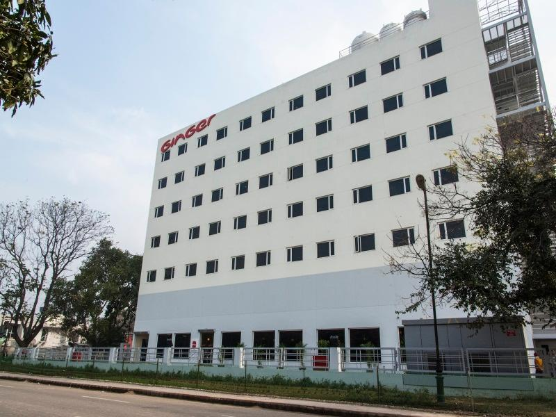 Ginger Hotel Faridabad