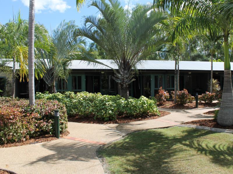 Capricorn Motel & Conference Centre - Hotell och Boende i Australien , Rockhampton