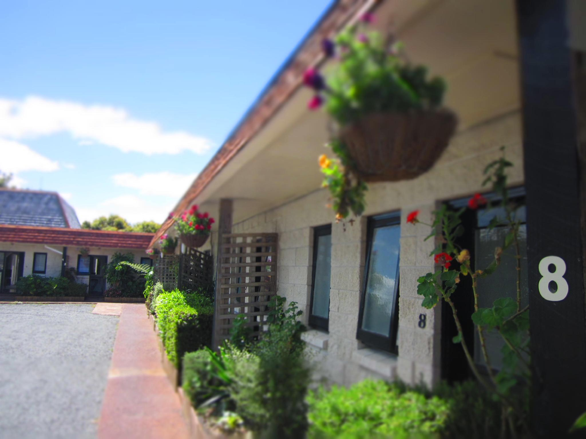 Bay of Islands Country Lodge Motel Kerikeri