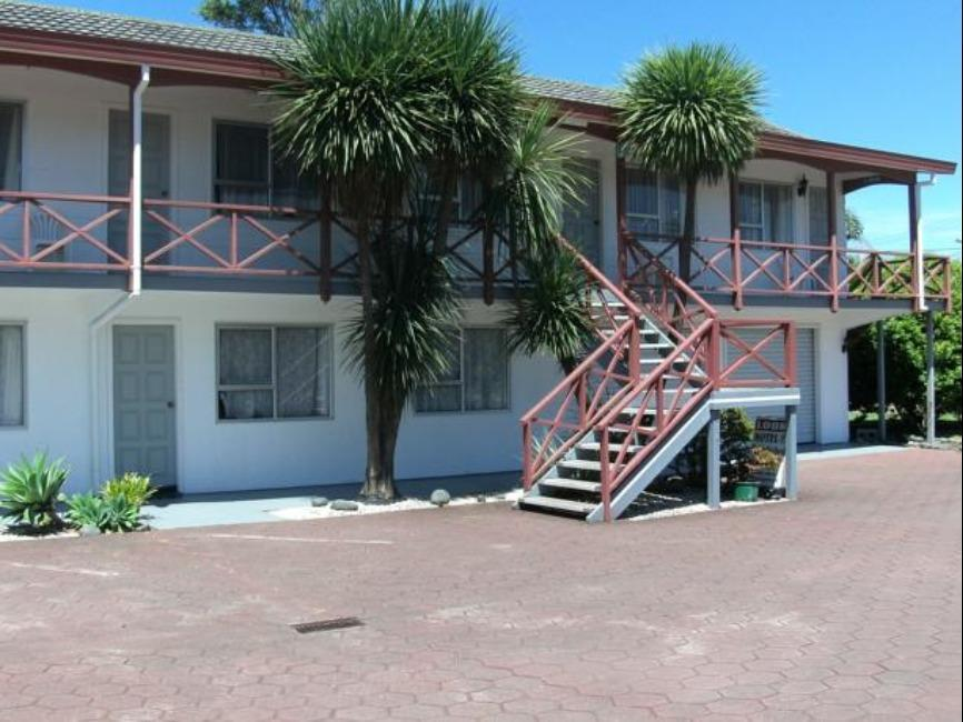 Burgundy Rose Motel - Hotels and Accommodation in New Zealand, Pacific Ocean And Australia