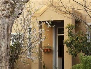 Plumbago Cottage Stellenbosch - Indgang