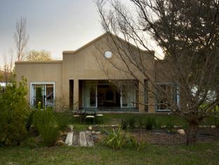 Plumbago Cottage Stellenbosch - Hotellet indefra