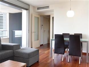 Rent Top Apartments CCIB New  III With Pool Barcelona - Guest Room