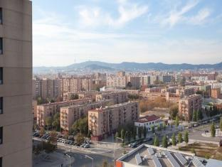 Rent Top Apartments CCIB New  III With Pool Barcelona - View