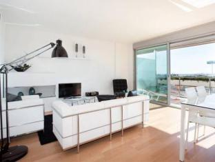 Rent Top Apartments Duplex Penthouse CCIB With Pool Barcelona - Suite Room