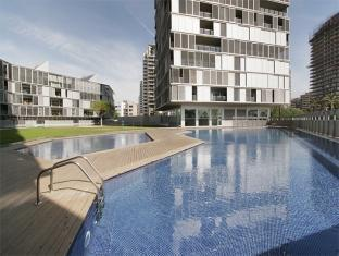 Rent Top Apartments Beach Pool Barcelona - View