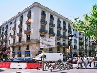 Rent Top Apartments Las Ramblas Balcony Barcelona - Exterior