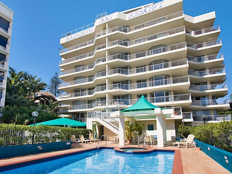 Rainbow Bay Resort - Hotell och Boende i Australien , Guldkusten