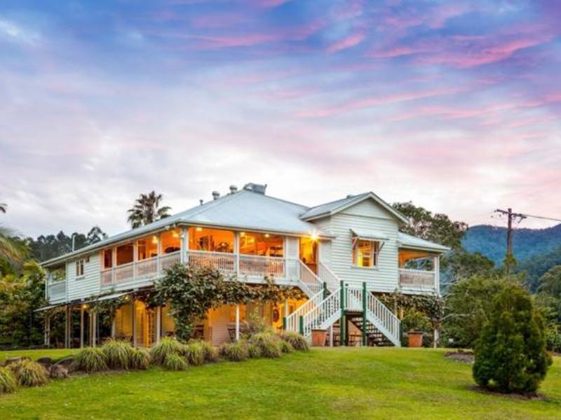 Mavis s Cabins at Mt. Warning - Hotell och Boende i Australien , Uki
