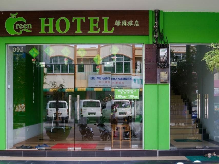 Green Hotel - Hotels and Accommodation in Malaysia, Asia