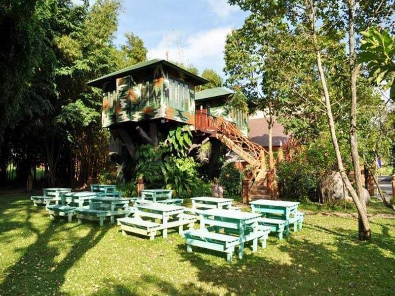 Hotell Banrai Buadang Hotel i , Khao Yai / Nakhonratchasima. Klicka för att läsa mer och skicka bokningsförfrågan