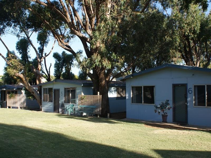 Riverfront Budget Units Hotel - Hotell och Boende i Australien , Kalbarri