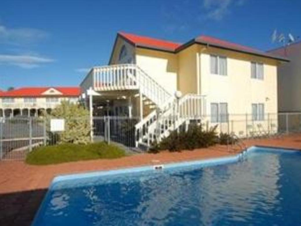 BK's Fountain Court Motor Inn - Hotels and Accommodation in New Zealand, Pacific Ocean And Australia