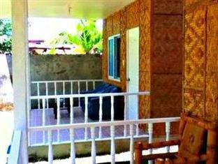 Alona Garden Hotel Bohol - Balkon/Terrasse