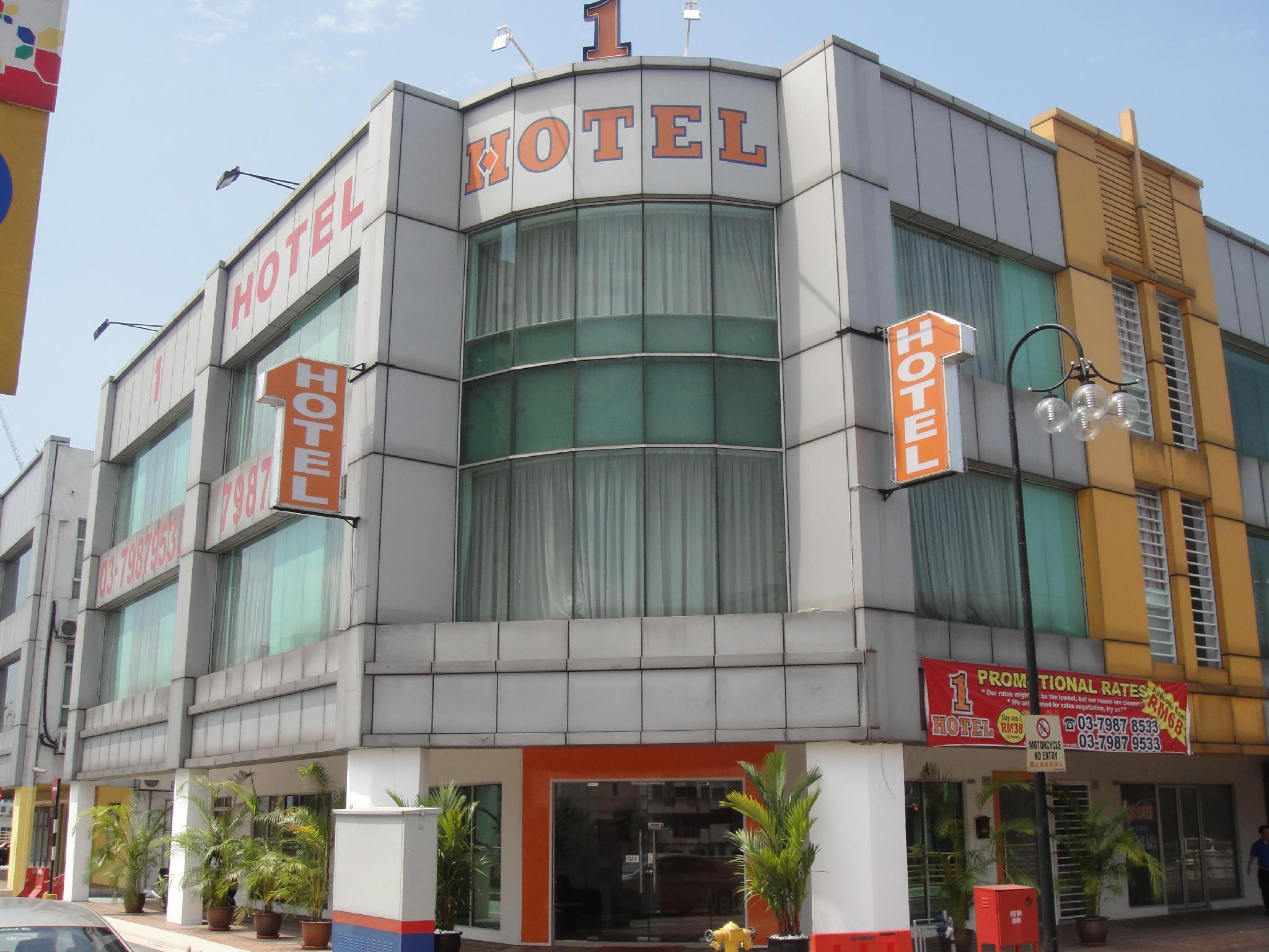 1 Hotel Kuchai Lama - Hotels and Accommodation in Malaysia, Asia