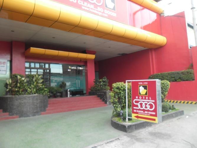 Hotel Sogo Cainta Cainta - Facade