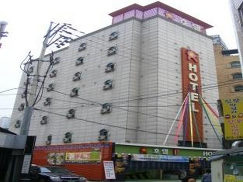 โรงแรม อาร์ ซองบัค  (R Hotel Seongbuk)