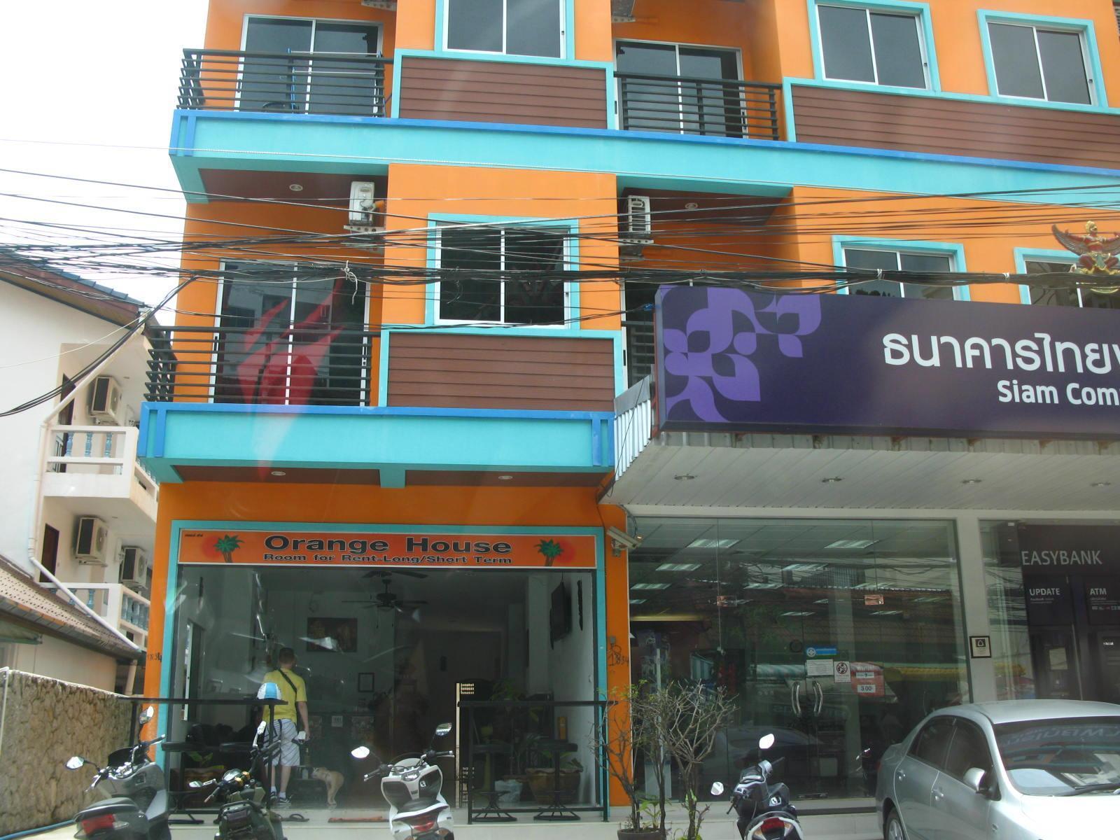 Hotell Orange House i Patong, Phuket. Klicka för att läsa mer och skicka bokningsförfrågan