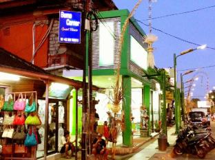 Bemo Corner Guest House Bali - A szálloda kívülről