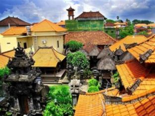 Bemo Corner Guest House Bali - Hotellet udefra