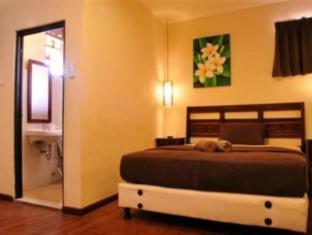 Bemo Corner Guest House Bali - Konuk Odası