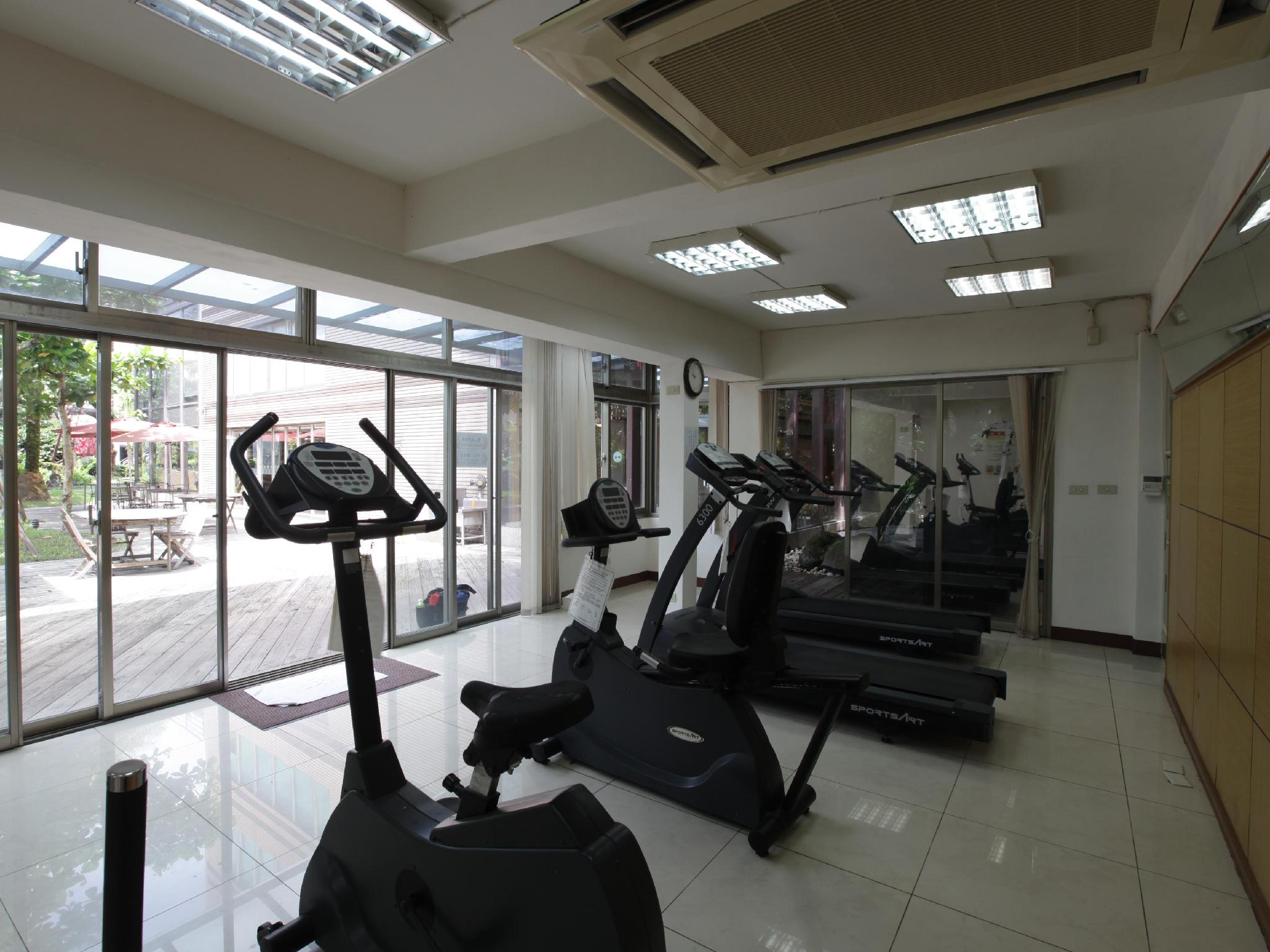 Taiwan Hotel Accommodation Cheap | Fitness Room