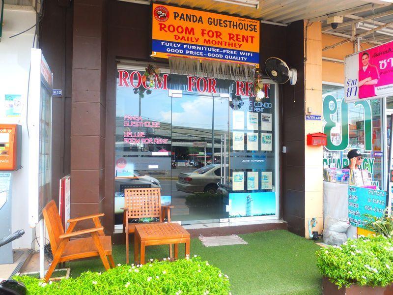 Hotell Panda Guesthouse i , Pattaya. Klicka för att läsa mer och skicka bokningsförfrågan