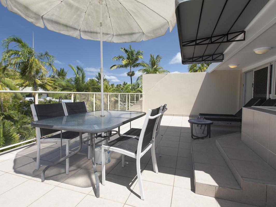 Seascape Holidays - Driftwood Mantaray Apartment 16 - Hotell och Boende i Australien , Port Douglas
