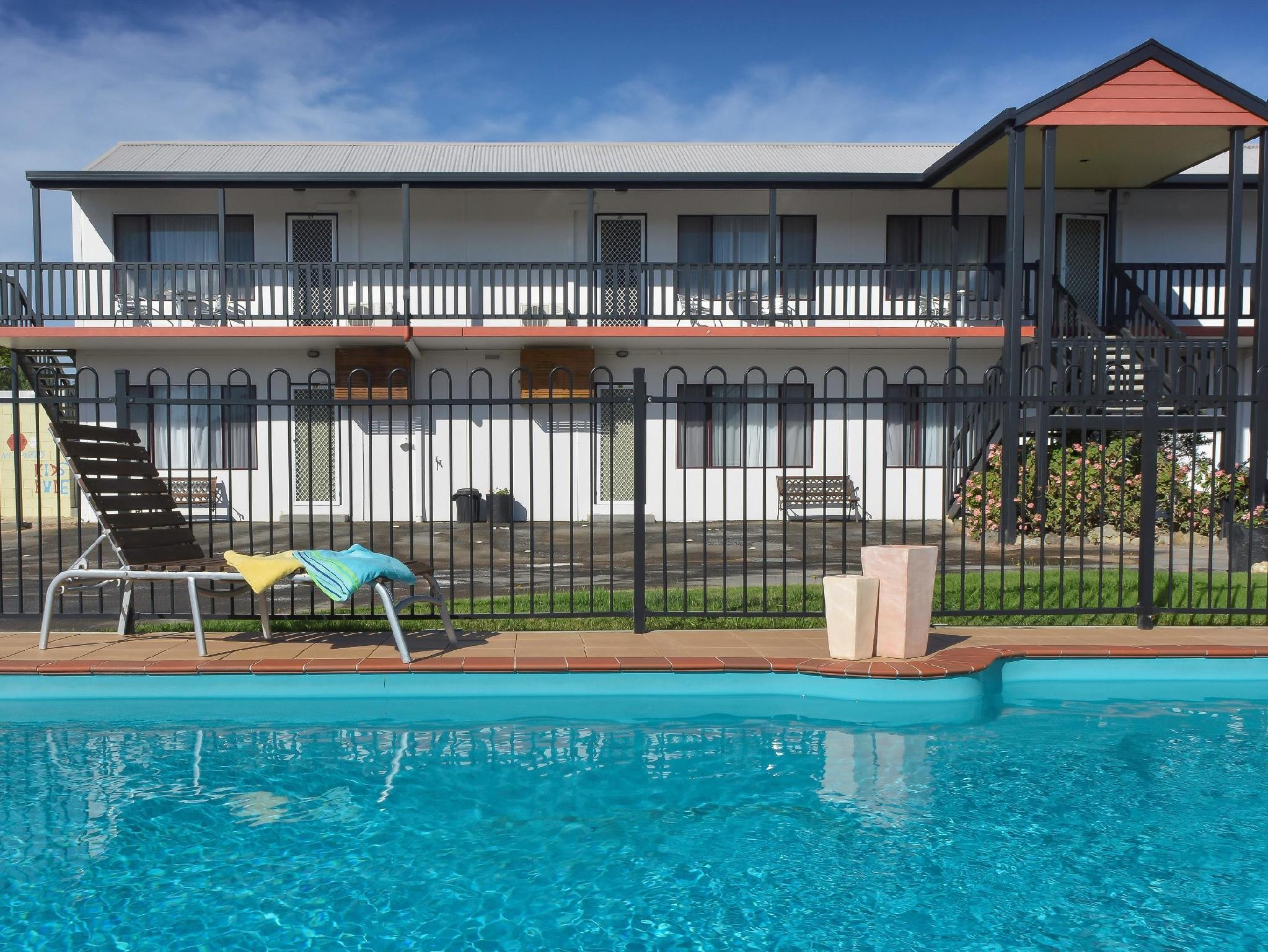 Heyfield Motel and Apartments - Hotell och Boende i Australien , Lakes Entrance