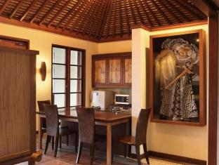 Puri Candikuning Retreat Bali - Dining Area
